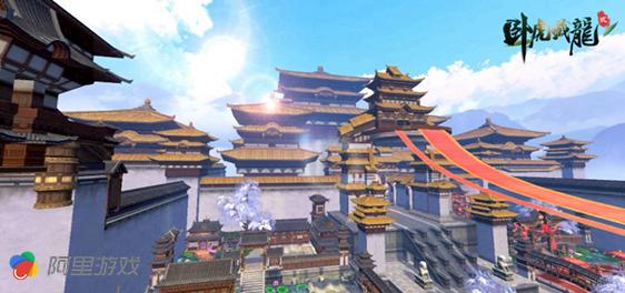 高清游戏截图大放送《卧虎藏龙2》风景党玩家首测感言